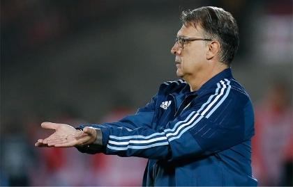 Argentinian soccer coach, Gerardo