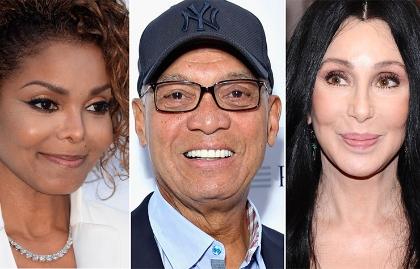 May 2016 Milestone Birthdays, Janet Jackson, Reggie Jackson and Cher