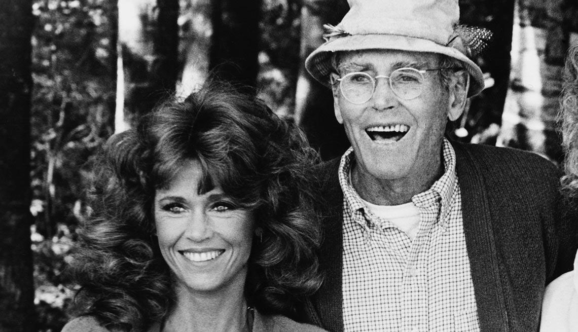 item 7 of Gallery image - Jane y Henry Fonda - Papás con hijos tan famosos como ellos