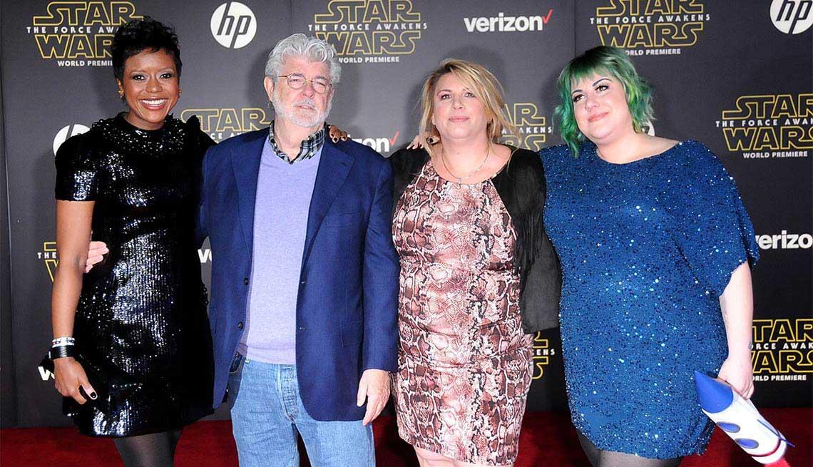 George Lucas, 72