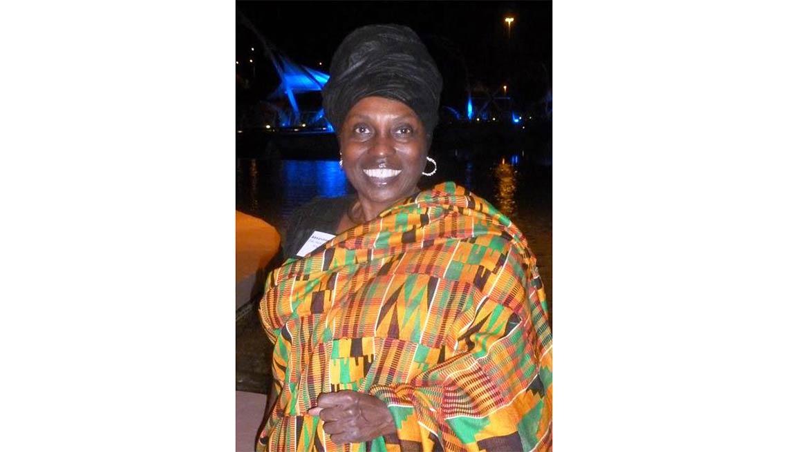 Alexandreena Dixon, 70