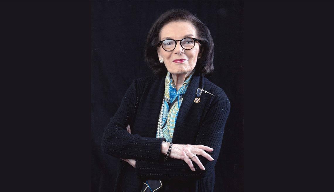 Frances Hesselbein, 100