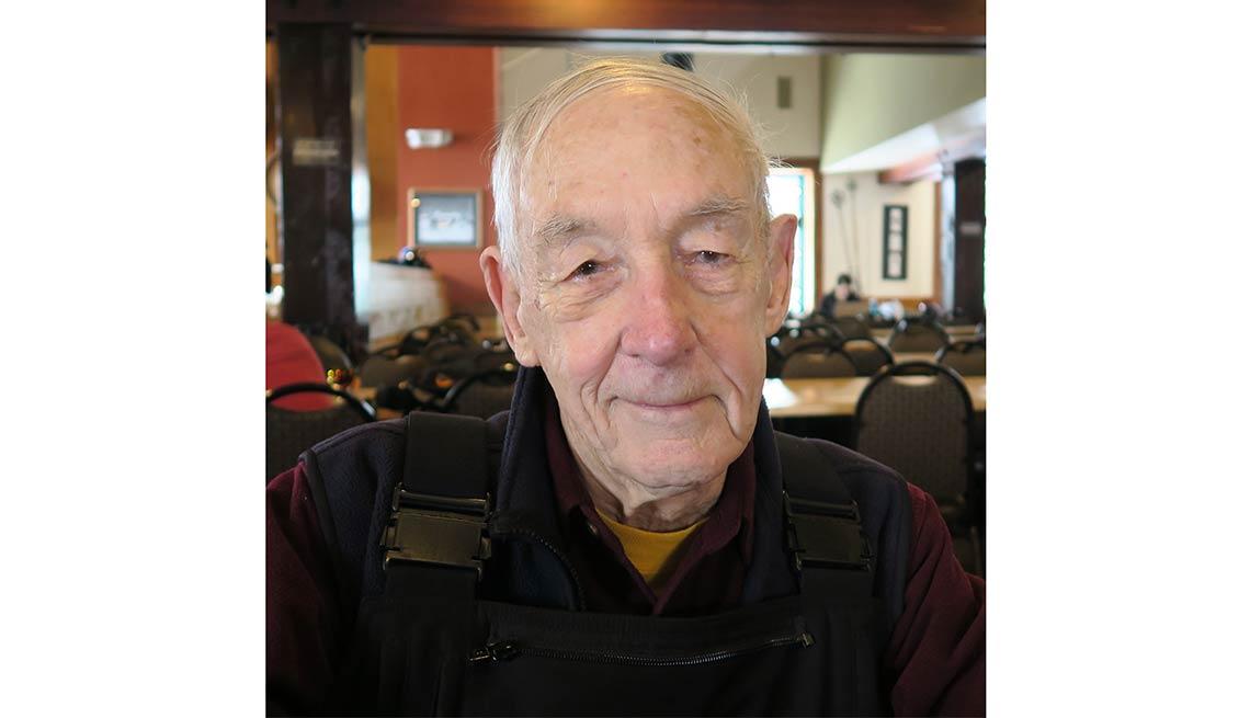 John Andrew, 85