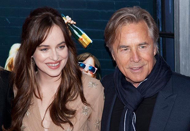 Dakota y Don Johnson - Papás con hijos tan famosos como ellos