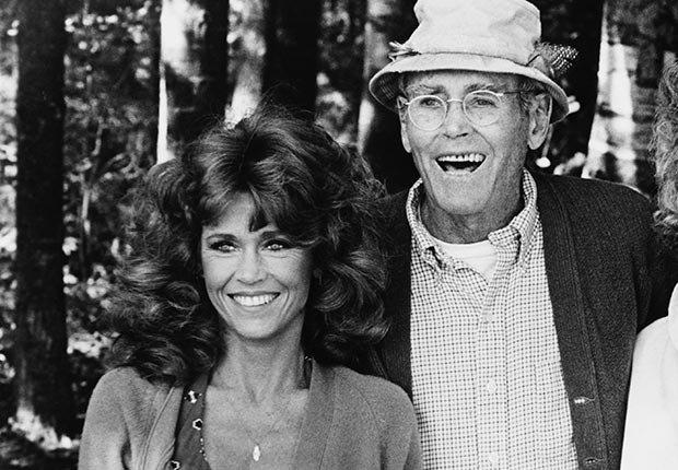 Jane y Henry Fonda - Papás con hijos tan famosos como ellos