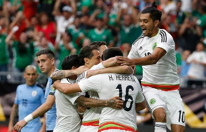 Copa America Centenario Mexico Uruguay