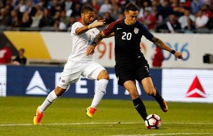 EEUU vs Costa Rica