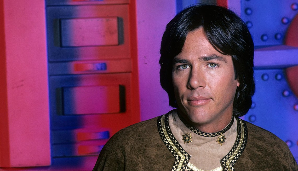 Richard Hatch, 'Battlestar Galactica' 1978