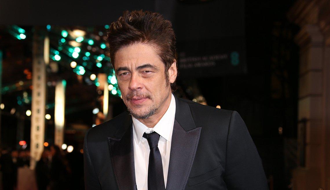 Benicio del Toro, 50