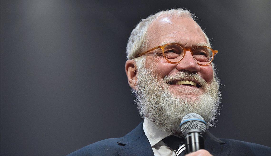 David Letterman, 70