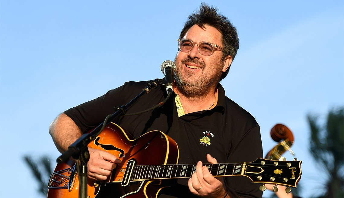Vince Gill, 60