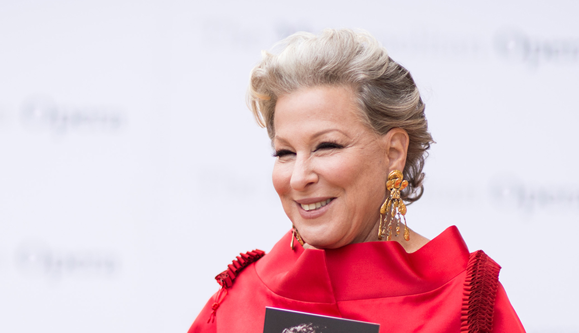 Bette Midler in 'Hello Dolly'