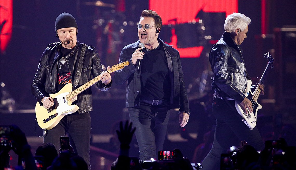 U2's The Joshua Tree Tour
