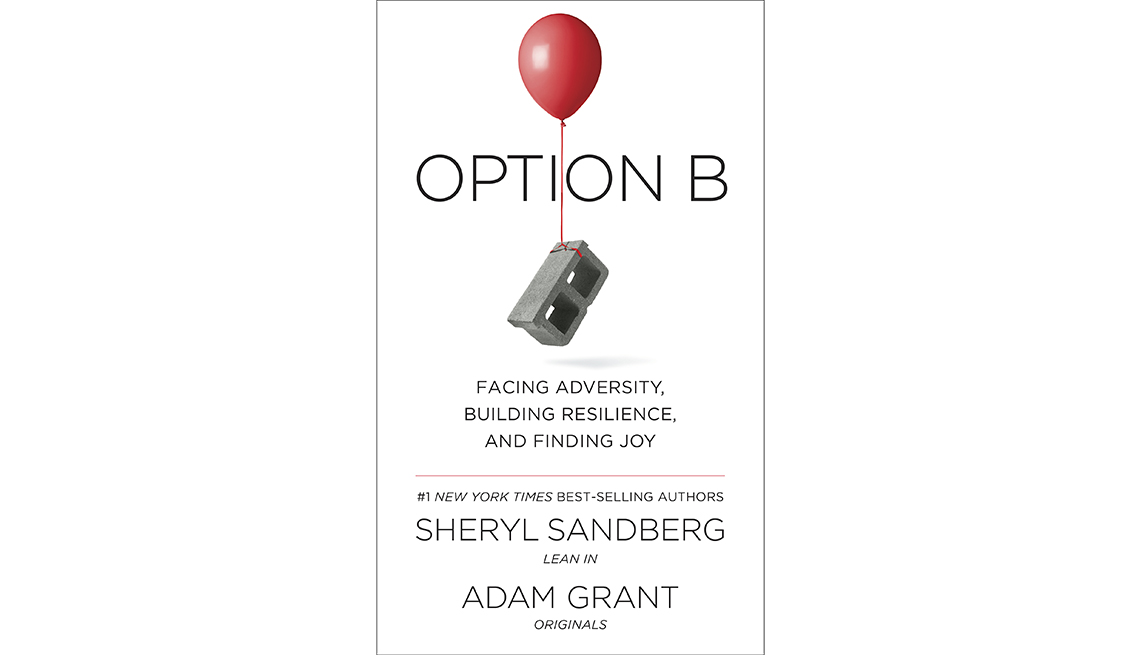 'Option B' by Sheryl Sandberg