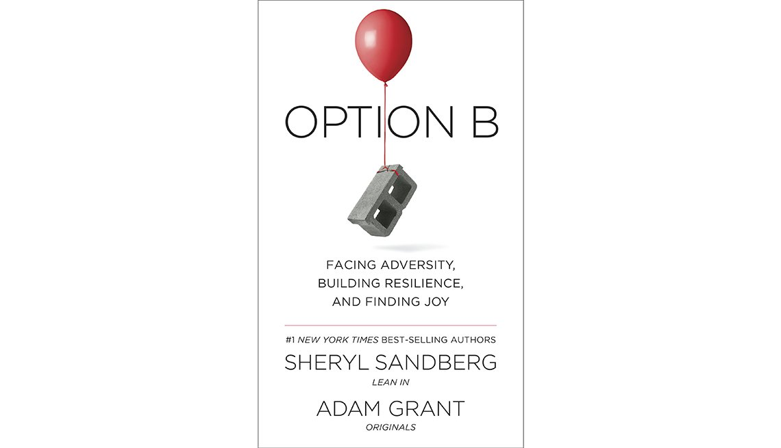 'Option B' by Sheryl Sandberg