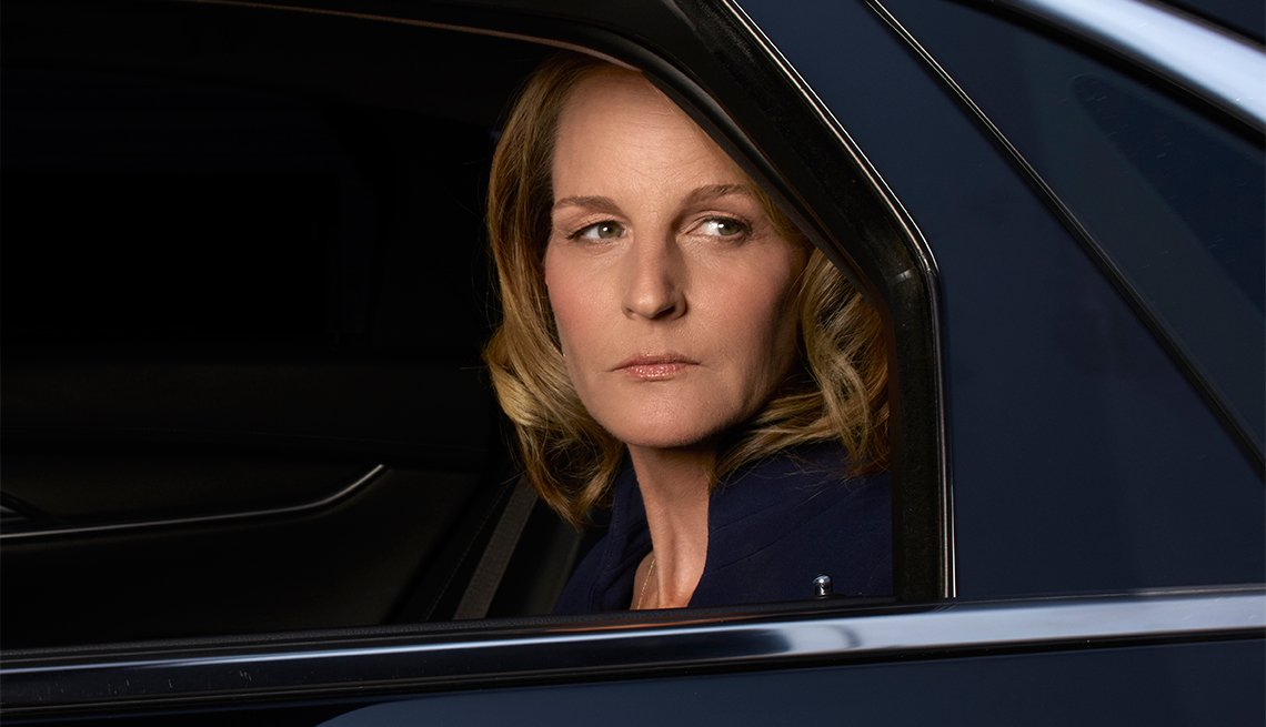 Helen Hunt in 'Shots Fired'
