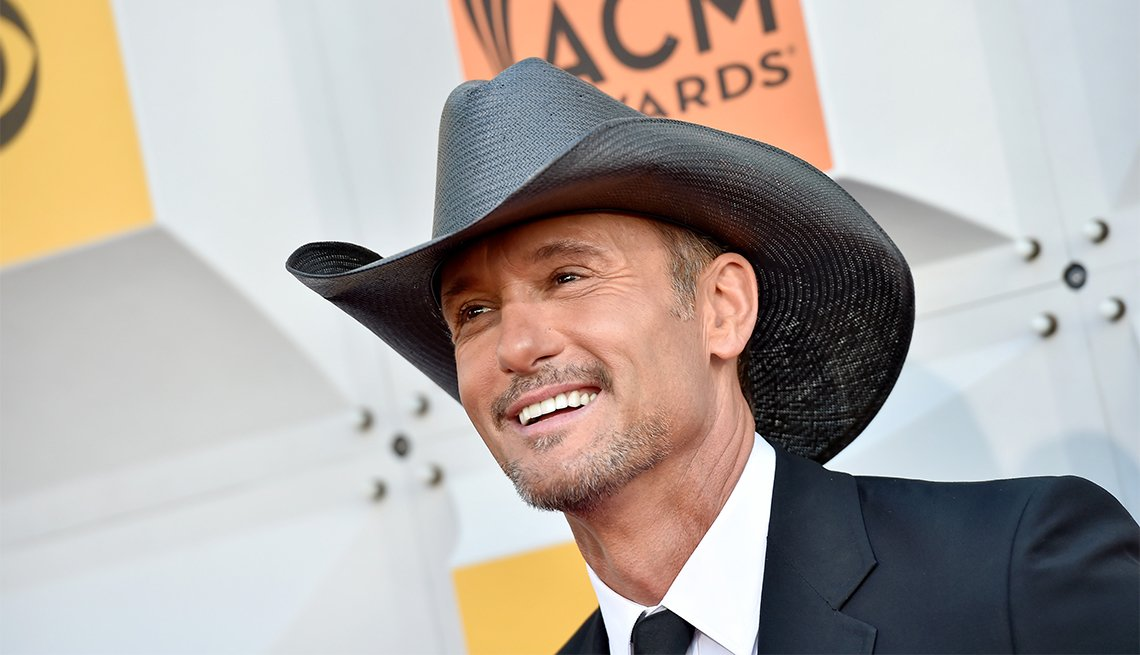 Tim McGraw, 50