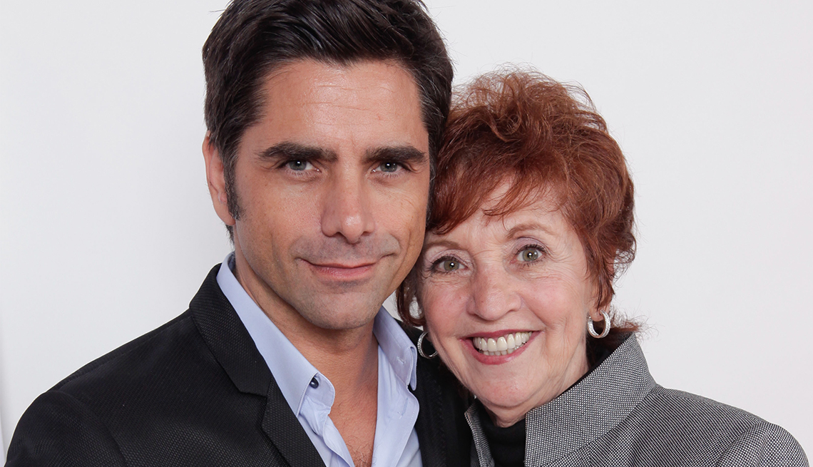 John Stamos Writes Sweetest Message to Mom