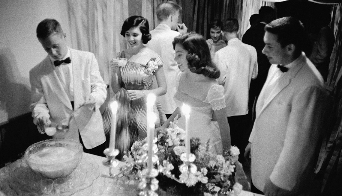 Prom 1958