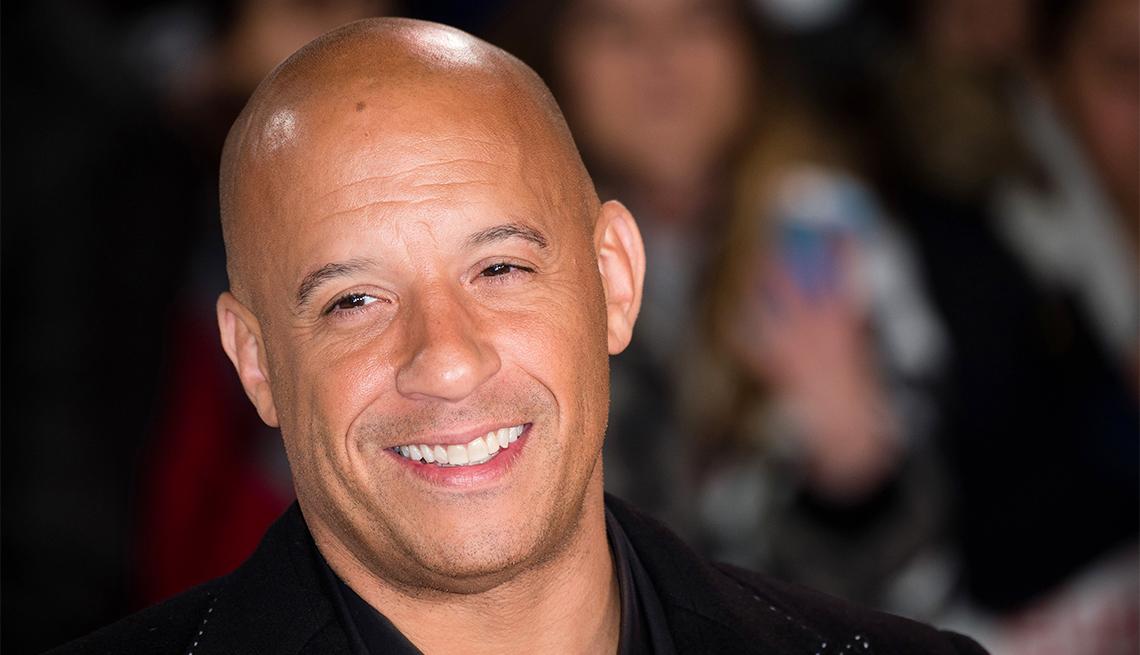 Vin Diesel, 50