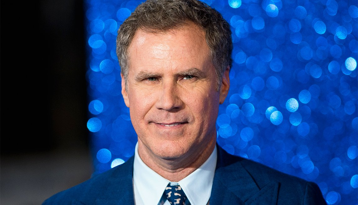 Will Ferrell, 50
