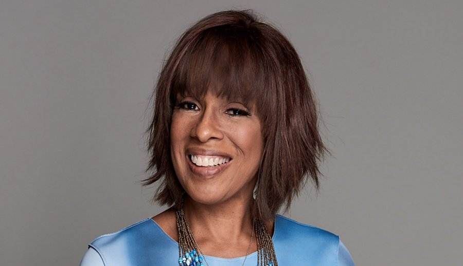 Gayle King, Bouffant Bob
