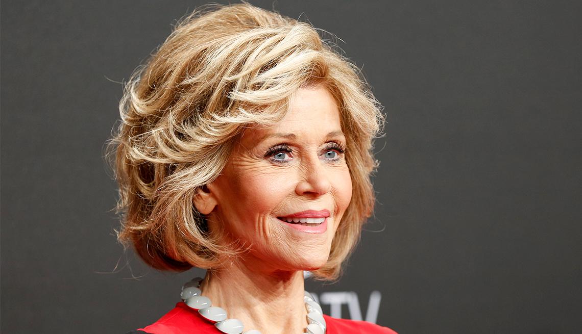 Jane Fonda, Shag
