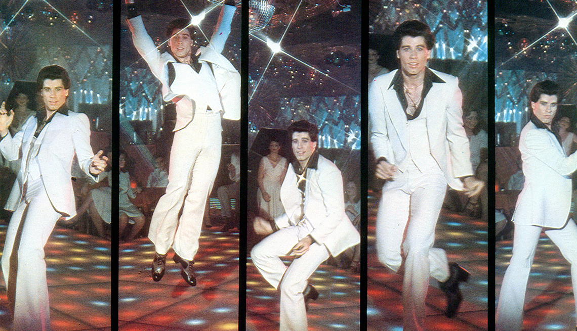 You Could Own The 'Saturday Night Fever' dance floor