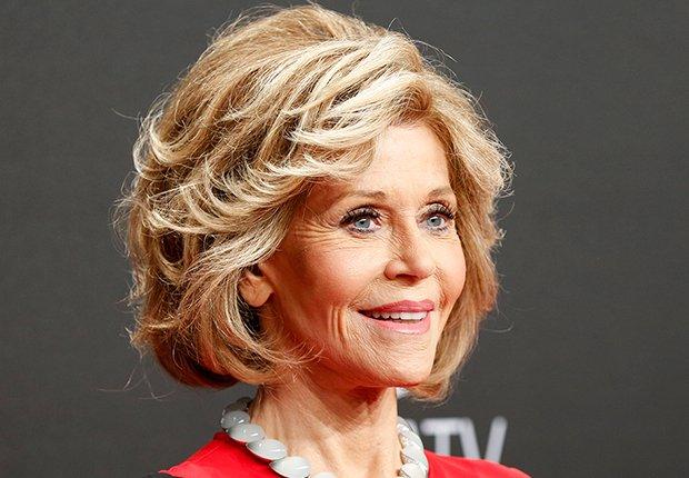 Peinados que no pasan de moda como el corte shag de Jane Fonda