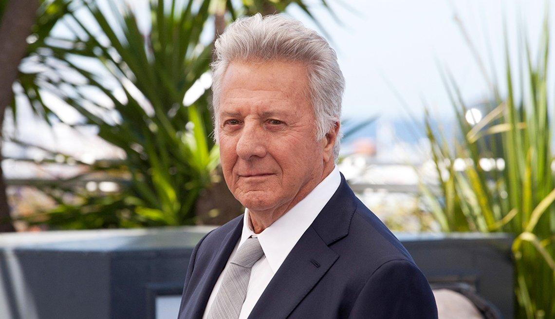 Dustin Hoffman, 80