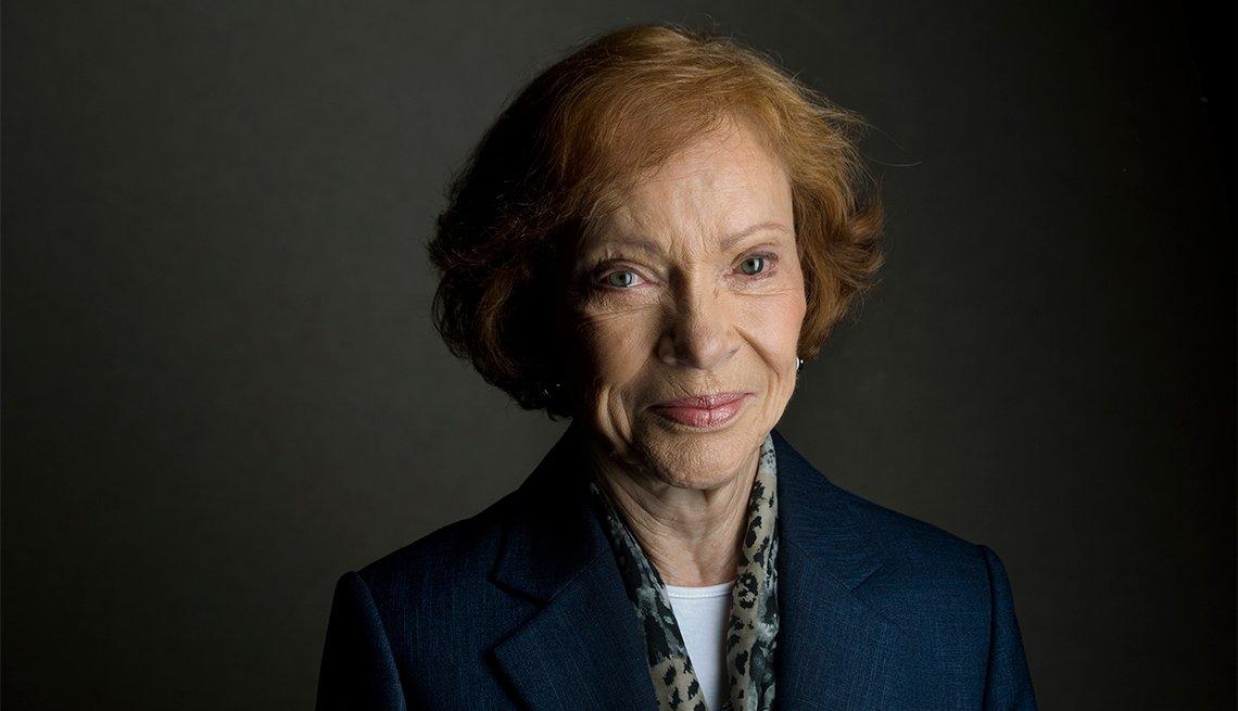 Rossalyn Carter, 90