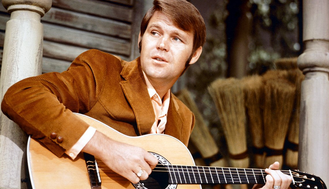 Glen Campbell Obit