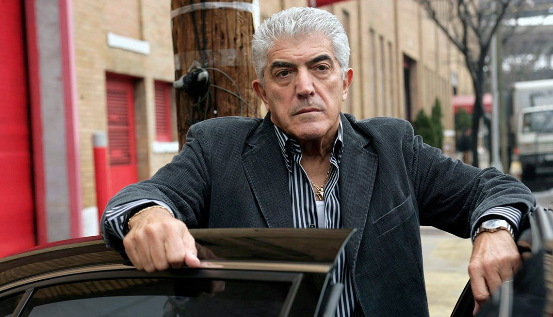 Frank Vincent Mobster On The Sopranos And In Goodfellass
