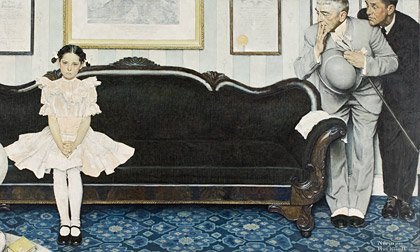 Norman Rockwell, Let Nothing You Dismay