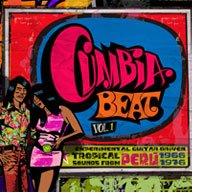 CDs de la semana: Cumbia Beat