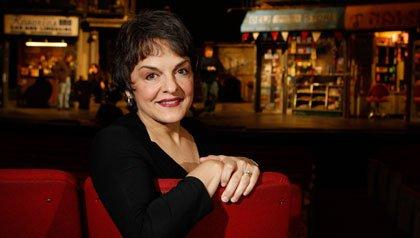 Priscilla López: actriz y cantante ganadora del premio Tony de Broadway