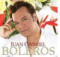 CDs de la semana: Juan Gabriel Boleros