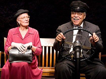 James Earl Jones en Broadway