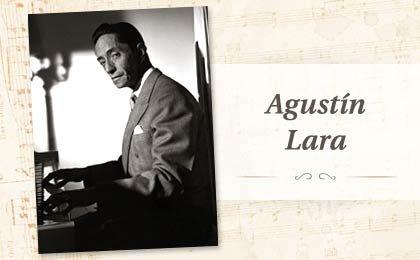 Agustín Lara