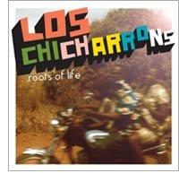 Portada del disco Los Chicharrons