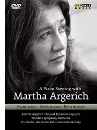 CDs de la semana: Martha Argerich