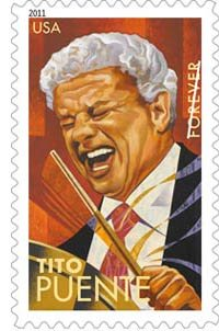 Tito Puente: 5 Latin Music Legends on U.S. Postage Commemorative Forever Stamps