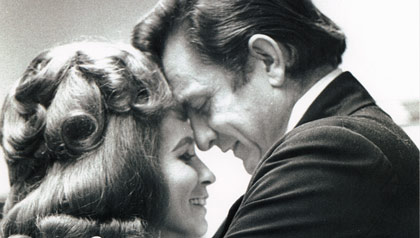 Johnny and June Cash - Country Music Couples