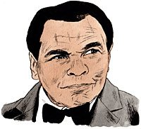 Muhammad Ali clipart