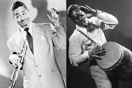 Dizzy Gillespie y Chano Pozo 'Manteca' - Latin Jazz.