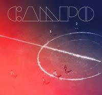 Carátula del CD 'Campo', de Juan Campodónico.