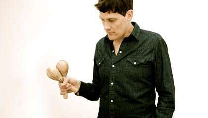 Foto del compositor uruguayo Juan Campodónico.