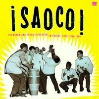 CD de cubierta de Saoco