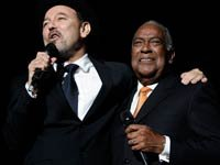 Cheo Feliciano y Ruben Blades, Mejor Álbum Latino del Año