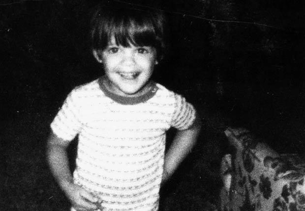 Luis Miguel a los 3 Años de edad, 1973.
